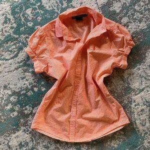 EUC RALPH LAUREN SPORT Short Sleeve Button Up